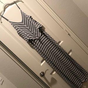 🌻 Mossimo striped maxi